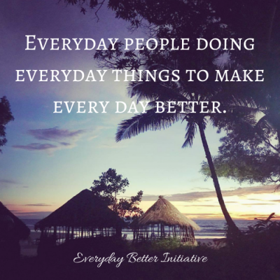 Everyday Better Initiative